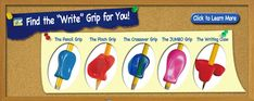 Home Page| The Pencil Grip