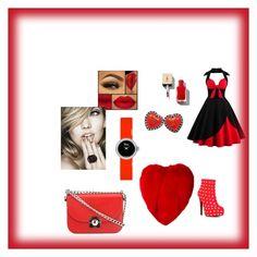 """zenska moda"" by amarari ❤ liked on Polyvore featuring Chanel, Christian Dior, JustFab, Prada and Yves Saint Laurent"