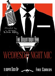 Wednesday Night Mic @ The Downtown Bar in Pueblo, CO