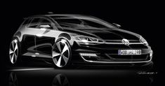 vw golf - Buscar con Google