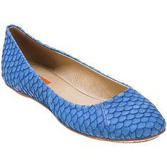 Miz Mooz Women's Panther Flat Shoe