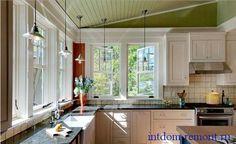 угловые кухни у окна - Поиск в Google