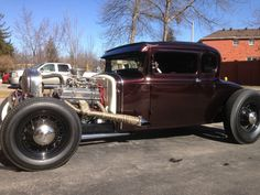 1930 Ford hot rod - Page 8
