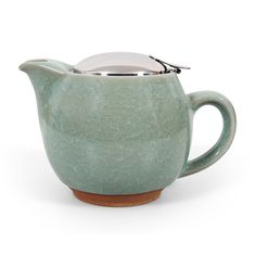 Teekanne Zero 450ml Kikko Crackle Grey Green