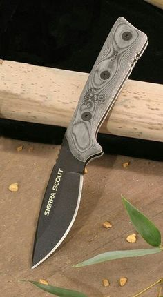 Tops Knives 'Sierra Scout'