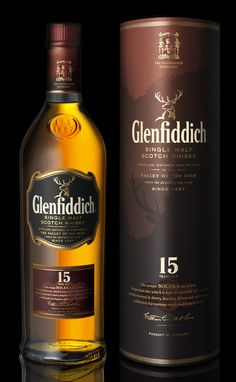 Glenfiddich 15 - This one is fantastic!