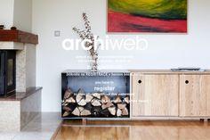 archiweb.cz - Rekonstrukce interiéru rodinného domu z 90. let