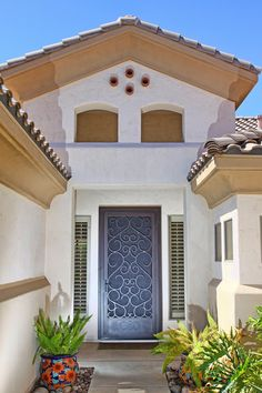 Inspirational Entries   First Impression Security Doors