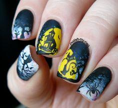 Polish My Nail: Finally some Halloween.