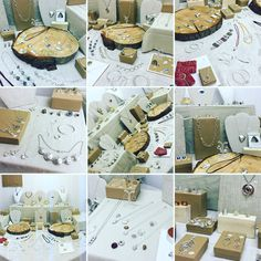 Amy Surman School of Jewellery - Artweeks Exhibition 2016 Bead Shop, Amy, Table Settings, Beads, Silver, Oxford, Jewellery, School, Beading