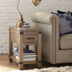 Clifford Chairside Table