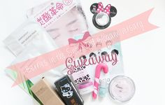 Berries in the Snow 2nd Bloganniversary Giveaway #giveaway #asianbeauty