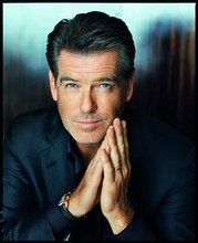 "Pierce Brosnan: ""Remington Steele, James Bond""  Pierce Brosnan, the famous Irish actor from James Bond movies. Since 2001, Brosnan has been actively involved in charity work and has been an Ambassador for UNICEF Ireland."