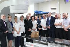 Latest technology in Radiotherapy treatment arrives in North Cumbria https://i0.wp.com/www.cumbriacrack.com/wp-content/uploads/2018/01/LINAC-opening-group-shot.jpg?fit=800%2C533&ssl=1 The first milestone has been reached in a large investment programme into modernising and improving access to cancer services across North Cumbria    https://www.cumbriacrack.com/2018/01/05/latest-technology-radiotherapy-treatment-arrives-north-cumbria/