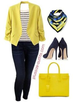 Casual blazer outfit for women (204)