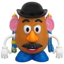 TDR Japan Tokyo Disney Resort 2014 Toy Story Mr Potato Head Popcorn Bucket