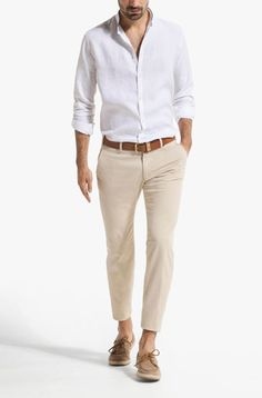 Select your country and language and find the latest trends for women, men & kids on the Massimo Dutti official website. Mens Fashion Suits, Fall Fashion Outfits, Men's Fashion, Fasion, Mens Smart Casual Outfits, Men Casual, White Shirt Outfits, Couple Outfits, Business Casual Outfits