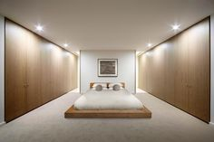 The need for tranquil living in a minimalist and clean decorated spaces, increasingly goes to the arrangement of the interiors according to a Japanese Zen