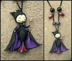 Maleficient Disney Villains Designer Collection