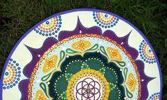 ♥ 16 - 42cm de Mandala