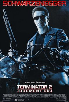 Terminator 2 - Judgment Day, directed by James Cameron Film Movie, Film D'action, Bon Film, Film Science Fiction, Fiction Movies, Sci Fi Movies, Watch Movies, Action Movies To Watch, Fantasy Movies