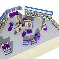 Library Design Service Home Library Design, Library Shelves, Shelving Systems, Ivoire, Design Consultant, New Builds, Elementary Schools, Service Design, Kids Rugs
