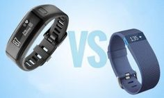 garmin vivosmart hr vs fitbit charge hr