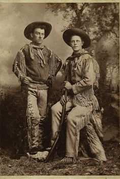 Great Armed Scout from Colorado 1880s