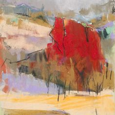 Dawn Emerson | Pastel Artist, Mixed Media Paintings, Monoprints and Collographs