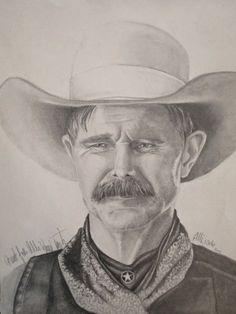 Buck Taylor Paintings | Buck Taylor