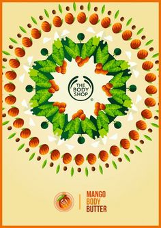 Tropical Posters for Body Shop Campaign-4