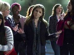 "The riff-off scene originally had 17 songs instead of eight. | 21 Facts You Didn't Know About ""Pitch Perfect"""