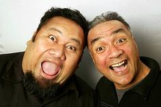 The Laughing Samoan Comedians