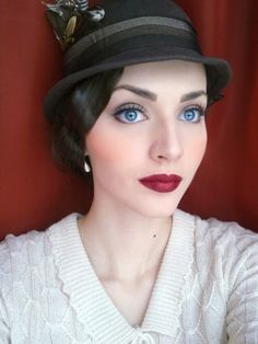 Late 1920's/early1930's look for today.
