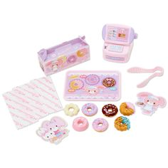 Bon Bon Ribbon Donut Shop - Sanrio