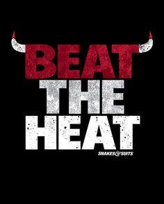 Bulls BEAT the Miami Heat in overtime!!