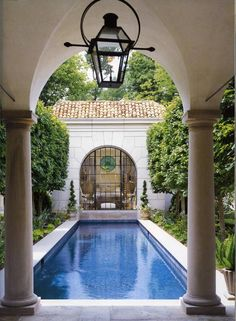 """McAlpine Tankersley Architecture: Viewing """"Romantic Fusion"""" from the July-August 2007 issue of VERANDAPublications"""