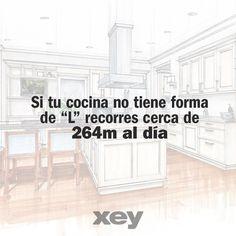Sabías que...? #ViveTuCocina  #XEYvenezuela #diseñointerior #cocinas #hogar #decoración #diseñodeinteriores #cocinasmodernas #cocinasespañolas #Lara #Aragua #falcón #Venezuela #AGlobalCompany