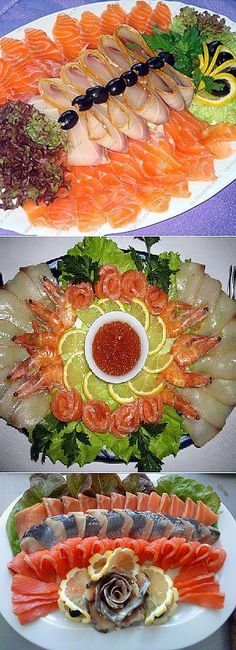 As it is beautiful to issue fish cutting. Cold Appetizers, Finger Food Appetizers, Party Trays, Snacks Für Party, Tapas, Entree Festive, Guacamole Chicken, Appetizer Buffet, Apple Decorations
