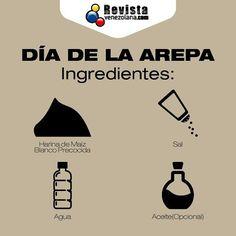 Sean de queso reina pepiada o carne mechada ella siempre tendrá un lugar en nuestro estómago en nuestro corazón  Tú qué otro ingrediente le agregas?  #Desayuno #DíaInternacionalDeLaArepa #Arepa #DíaDELaArepa #Food #Love #Venezuela