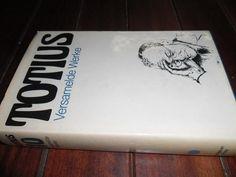 Buy TOTIUS VERSAMELDE WERKE NO 10 (GEDIGTE & PROSA) 1977 1STE ED HARDEB & STOFOMSLAG for R45.00