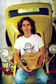 George Harrison <3 (cute!)