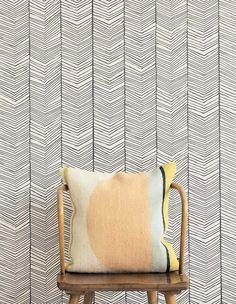 Herringbone | Wallpaper from the 70s