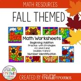 Math Coloring Sheets for Fall - Addition and Subtraction to 20 - Real Time - Diet, Exercise, Fitness, Finance You for Healthy articles ideas Math Resources, Math Activities, Addition And Subtraction Practice, Subtraction Strategies, Thanksgiving Math, Halloween Math, First Grade, Second Grade, Kindergarten Teachers