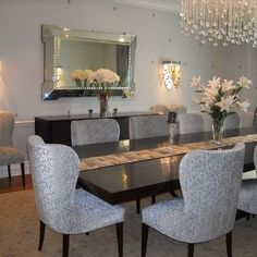 Dining Photos Gray Dinning Rooms Design, Pictures, Remodel, Decor and Ideas