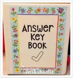 Bright Idea - Answer Key Book
