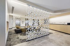 BuildDirect Africa - Africa's First and Biggest Laser Cut Building Addition Manufacturer Commercial Interior Design, Office Interior Design, Commercial Interiors, Office Interiors, Interior Decorating, Workplace Design, Corporate Design, Screen Design, Wall Design