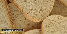 Bread Slices Rotating ...  Brown Bread, Loaf of Bread, Serving Size, Sliced Bread, Studio Shot, baked, bread, close-up, food and drink, portion, ready-to-eat, spinning, turning