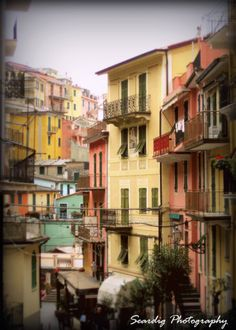 Cinque Terre Italy Photo Print. Windows Shutters. by seardig, $20.00