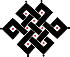 j'ai choisi se symbole bouddhisme ''noeud éternel'' pour reprensenter different symbol de differente religion.